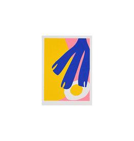 Marloes Kroeze Marloes Kroeze - Ansichtkaart Drie Kleuren, 2