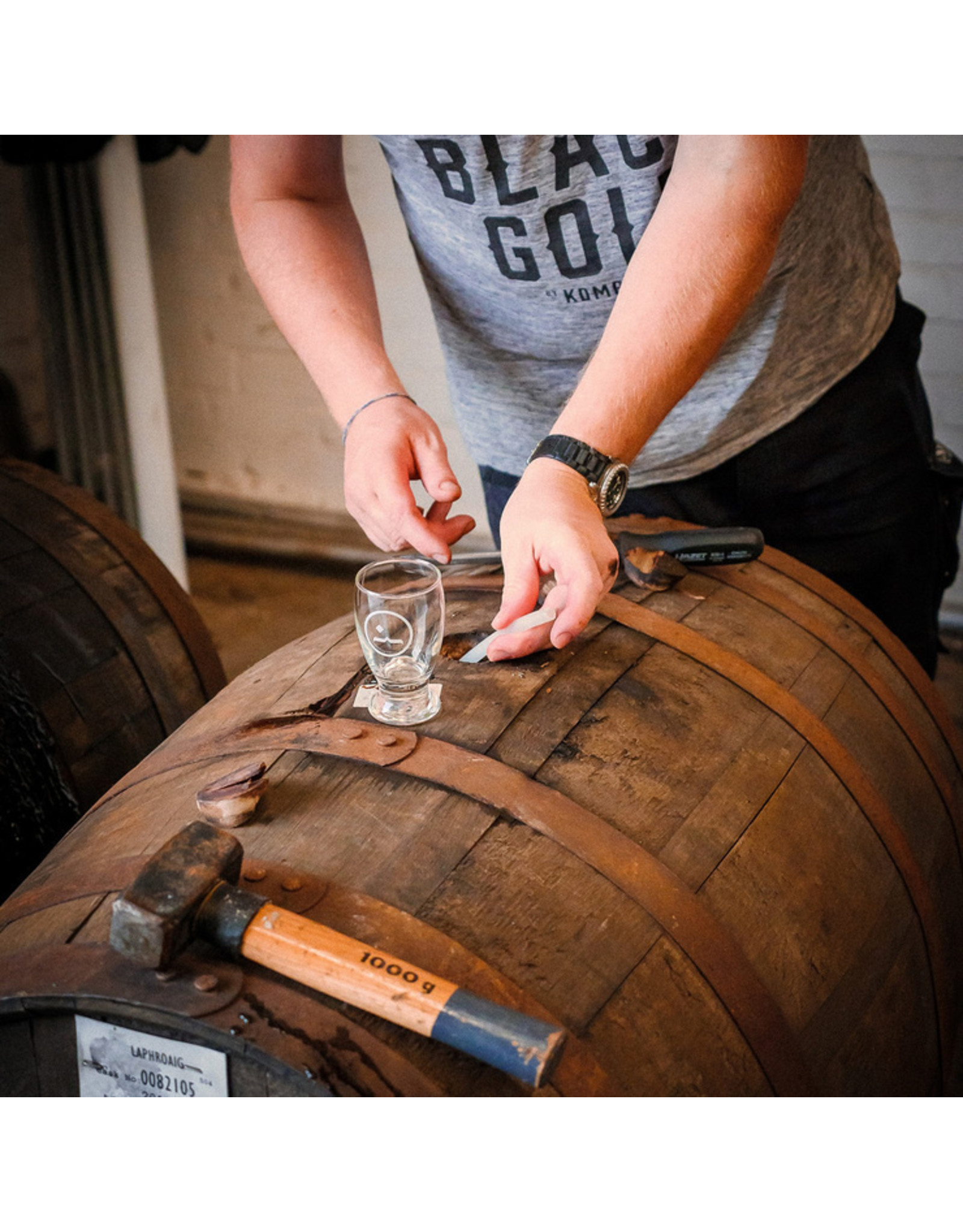 Kompaan Bierproeverij Kompaan - Barrel Aged
