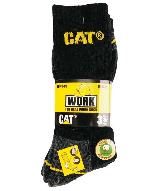 CAT Sokken (3 paar)