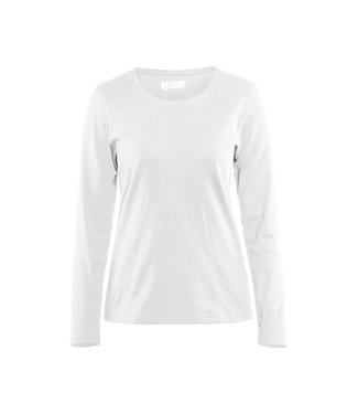 Blåkläder Dames T-shirt met lange mouw 33011032