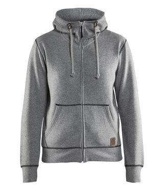 Blåkläder Dames Hooded Sweatvest 33731157