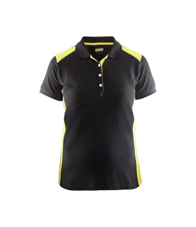 Blåkläder Dames Poloshirt Piqué 33901050