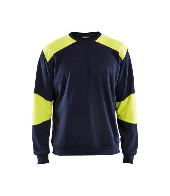 Blåkläder Vlamvertragend sweatshirt 34581762