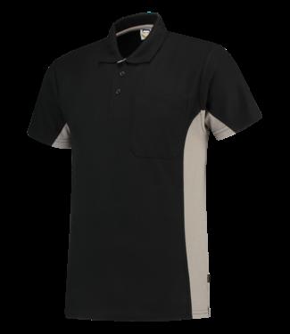 Tricorp Poloshirt Bicolor Borstzak