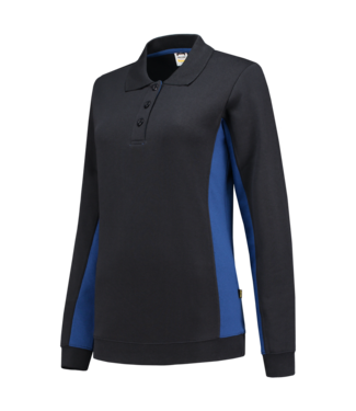 Tricorp Polosweater Bicolor Dames