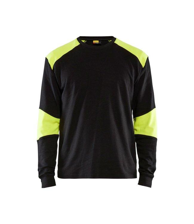 Blåkläder Vlamvertragend T-shirt lange mouwen 34571761
