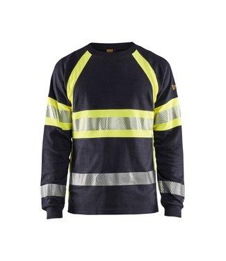Blåkläder Vlamvertragend T-shirt lange mouwen 34841761