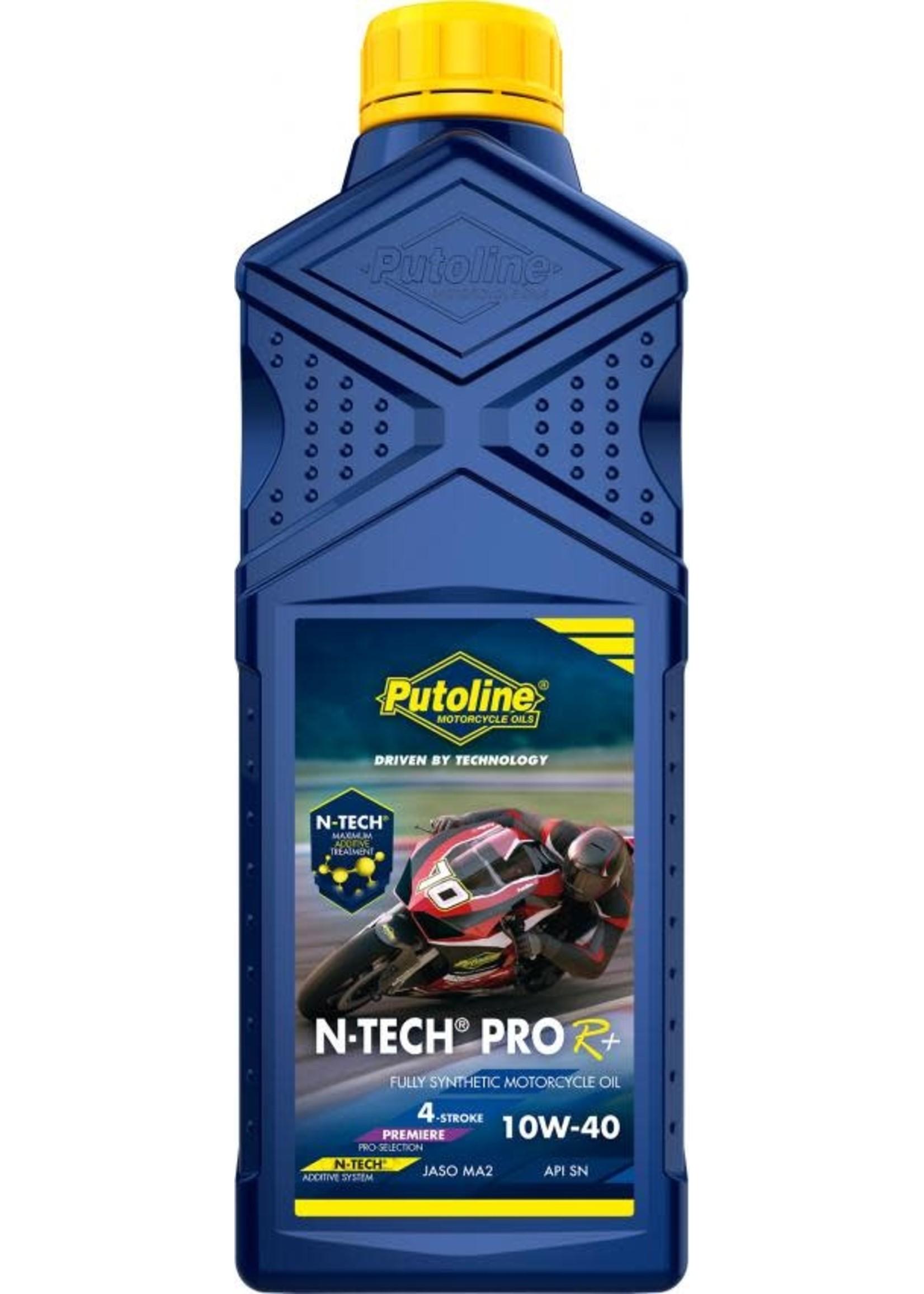 Putoline N-TECH PRO R+ 10W-40 1L