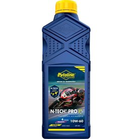 Putoline N-TECH PRO R+ 10W-60 1L