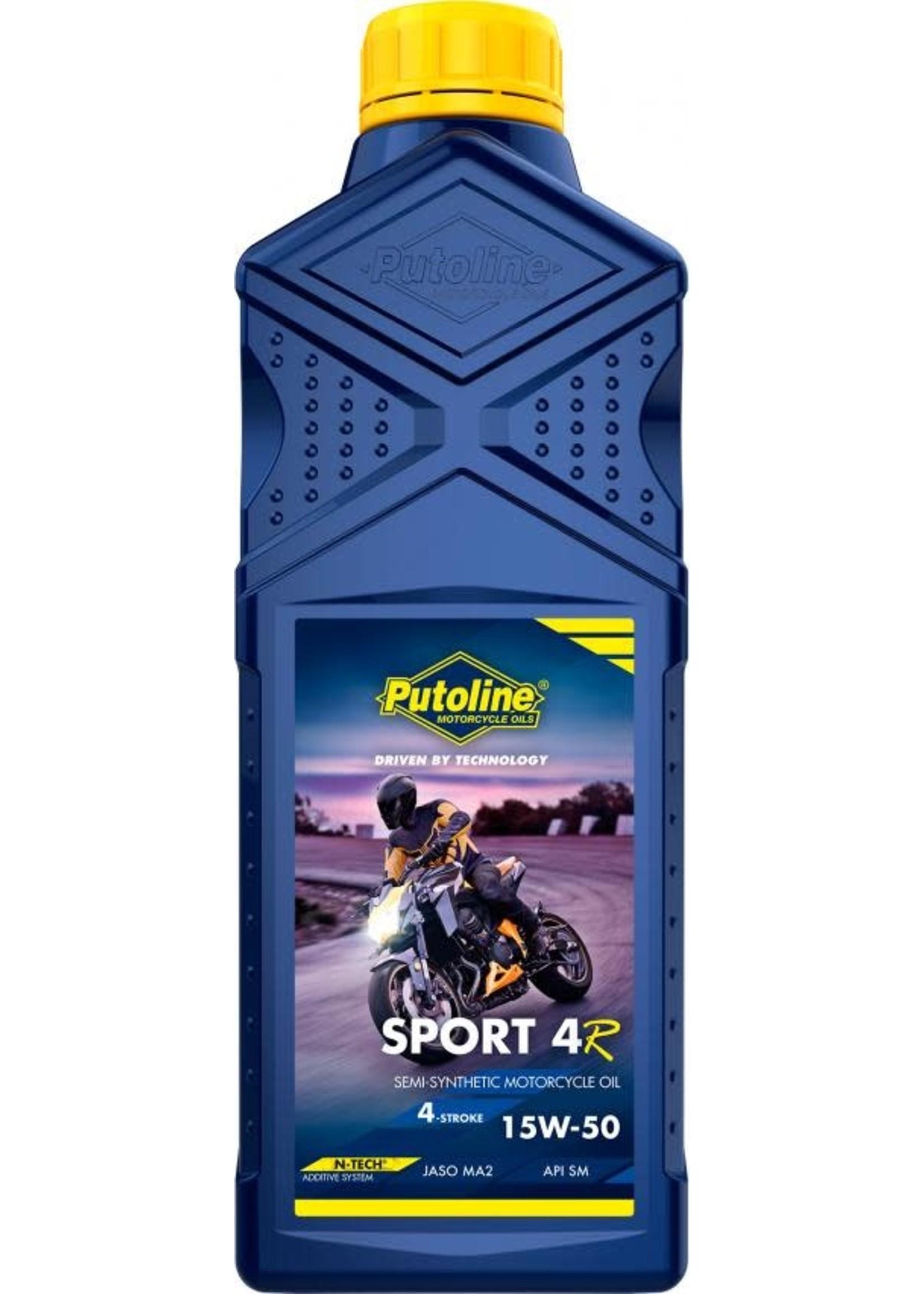 Putoline SPORT 4R 15W-50 1L