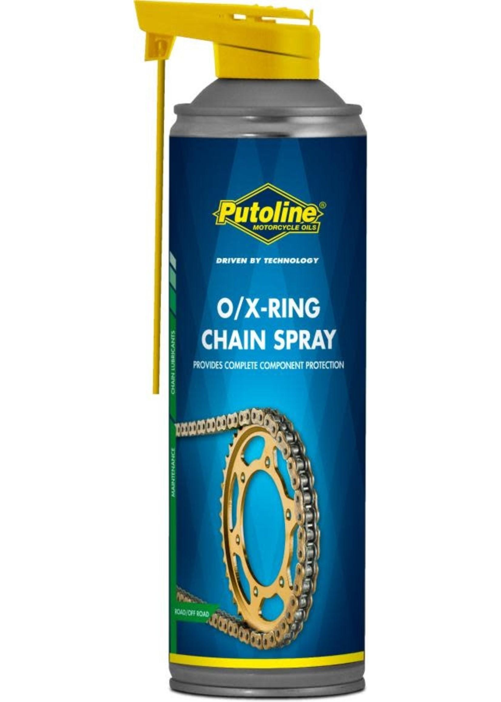 Putoline O/X-RING CHAINSPRAY 500ML
