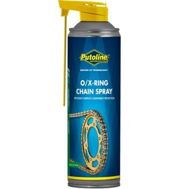 Putoline O/X-RING CHAINSPRAY 500ML
