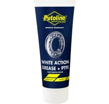WHITE ACTION GREASE + PTFE 100G