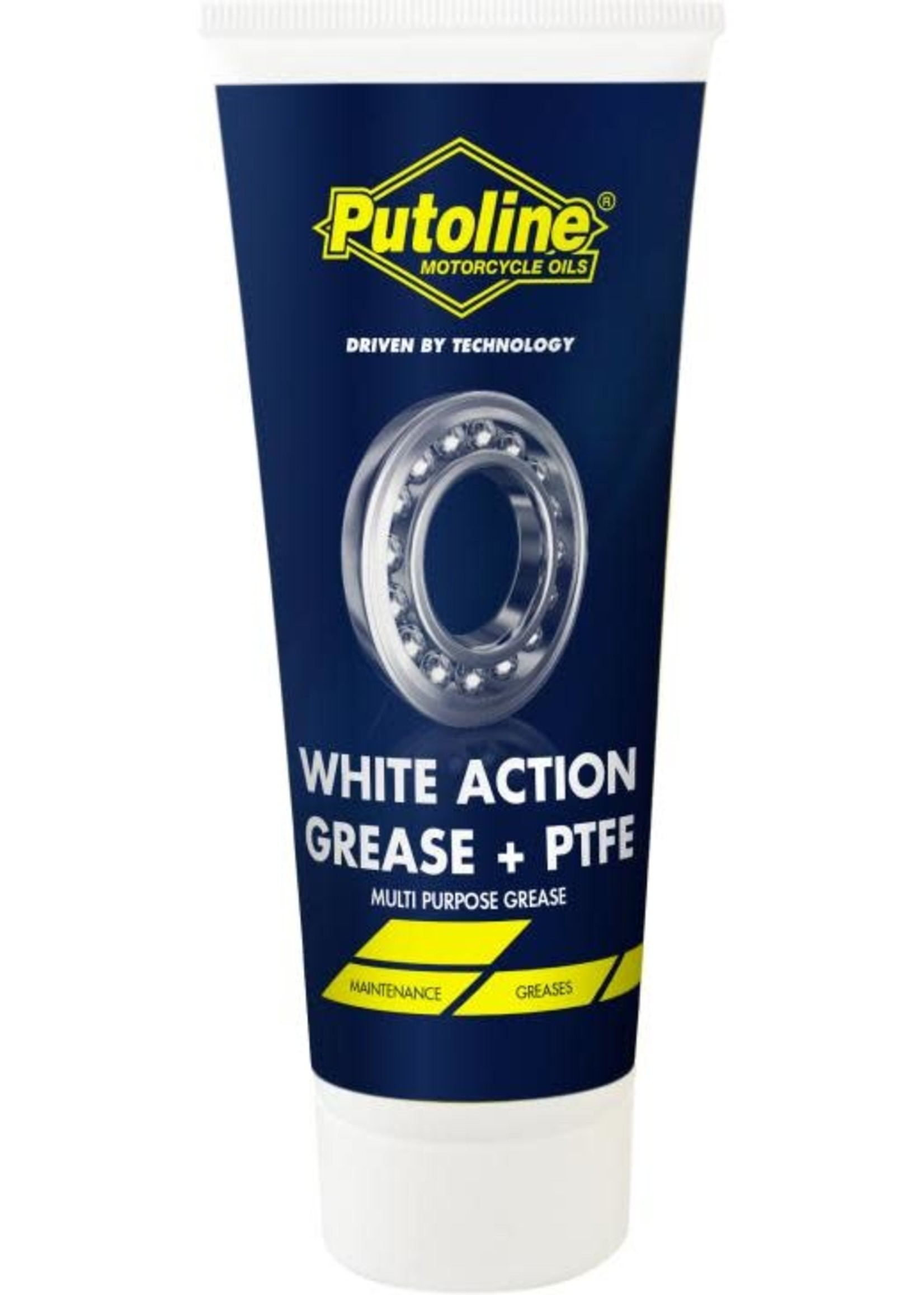 Putoline WHITE ACTION GREASE + PTFE 100G