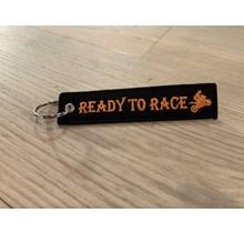 Sleutelhanger Ready to race