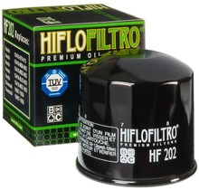 Hiflo OIL FILTER, HF202