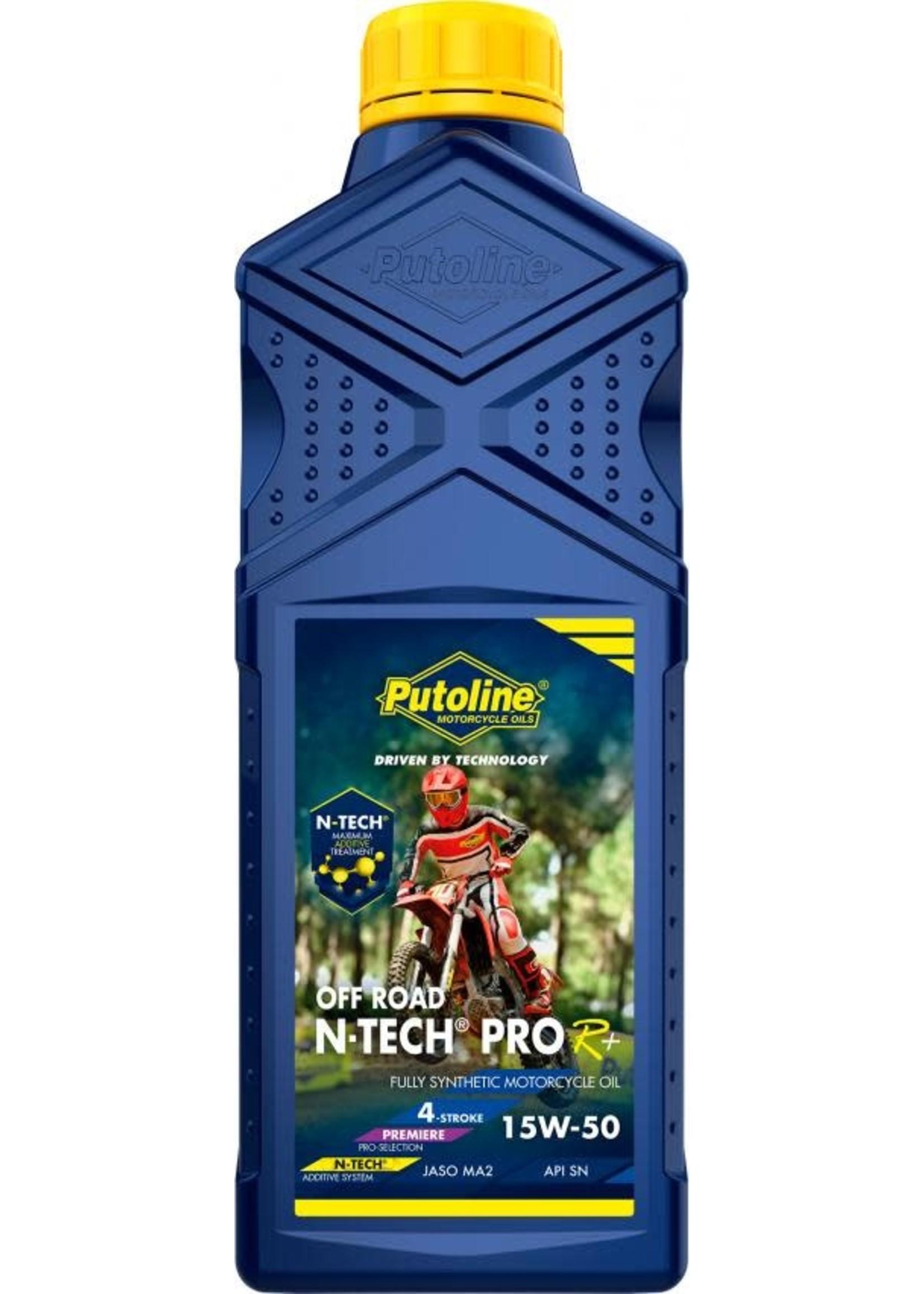 Putoline Putoline OFF ROAD N-TECH PRO R+ 15W-50 1L