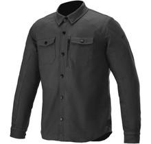 Newman Shirt Jacket zwart