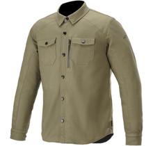 Newman Shirt jacket Groen
