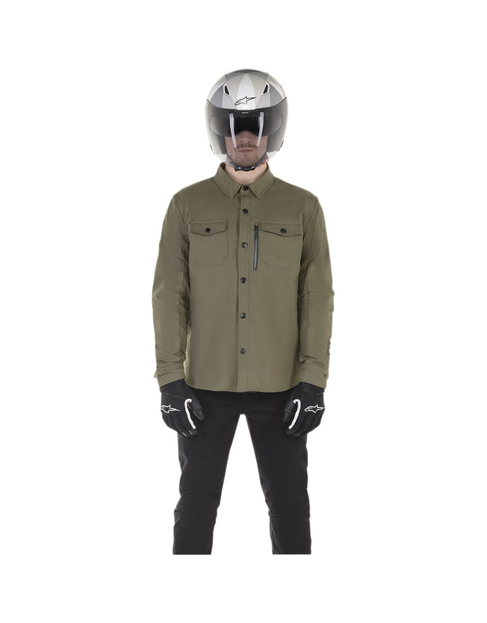 Alpinestars Newman Shirt jacket Groen