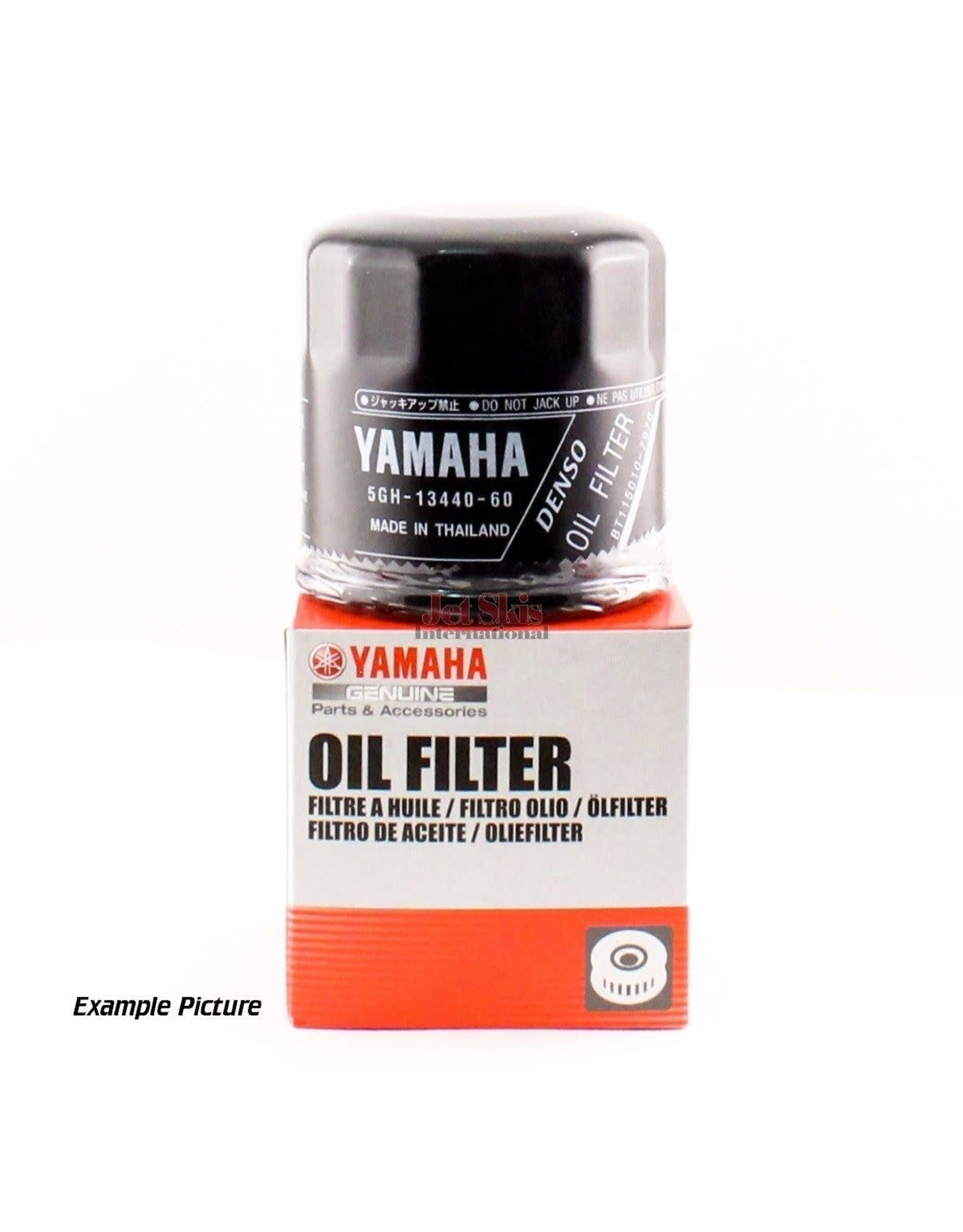 Yamaha OIL FILTER, YAMAHA, 4X7-13440-90-00
