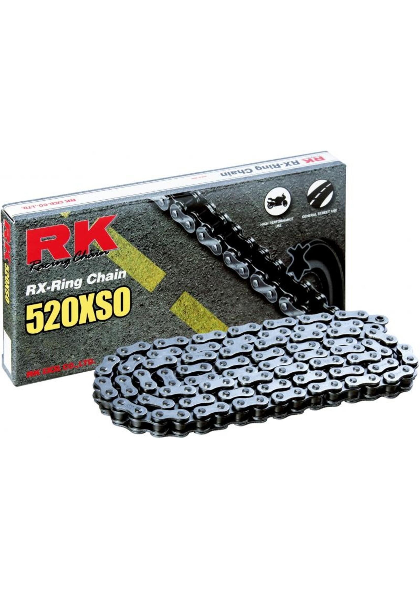 RK RK 520XSO, 114 CLF RIVET