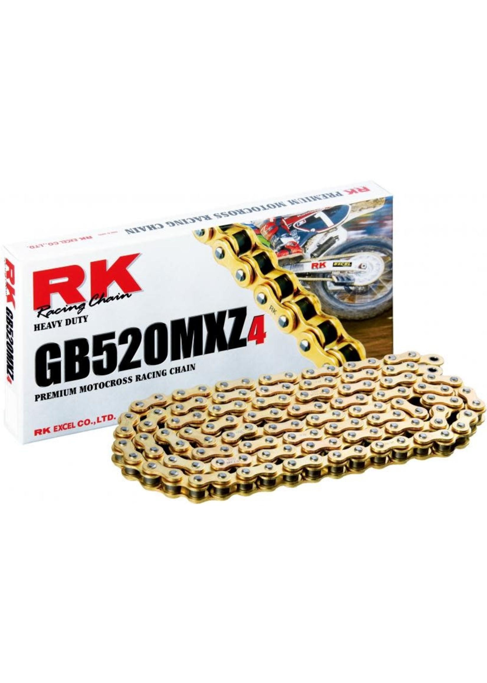 RK RK GB520MXZ4, 118 CL CLIP