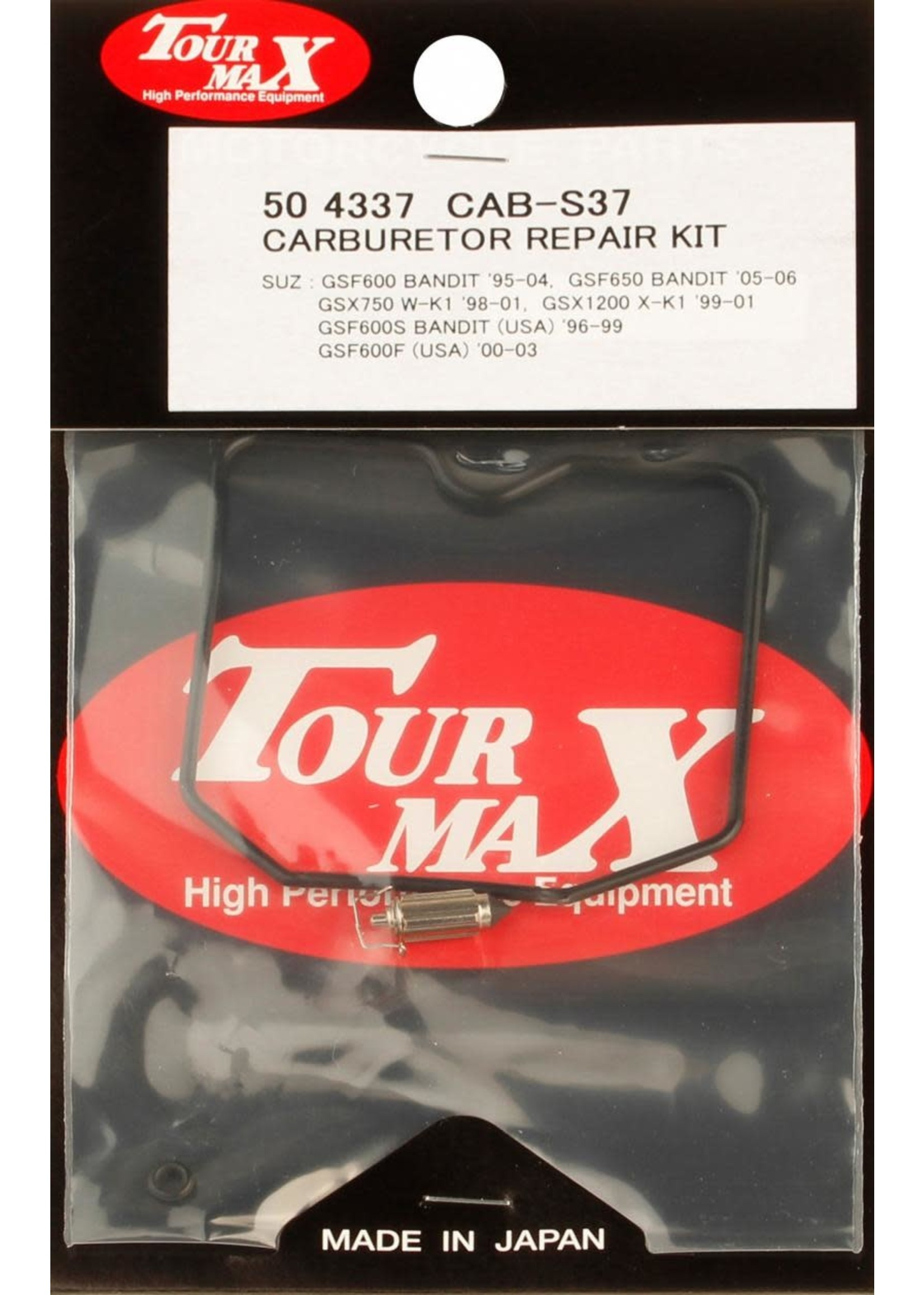TourMax Tourmax CARBURETOR REPAIR KIT