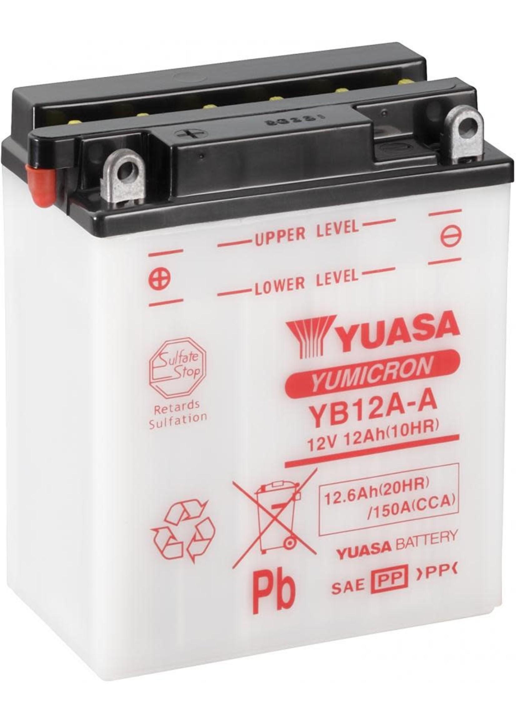 YUASA YUASA YB12A-A