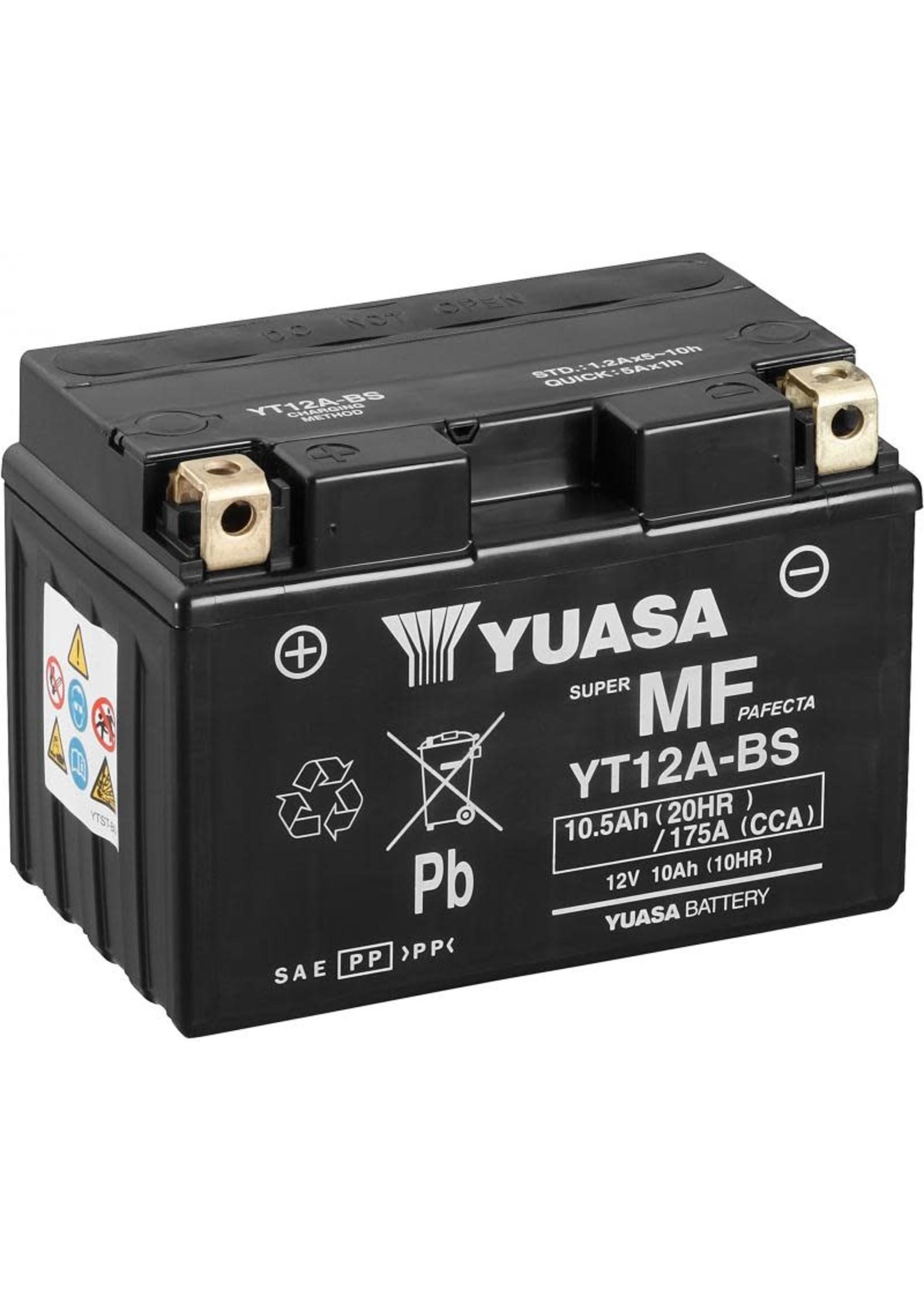 YUASA YUASA YT12A-BS (DRY)