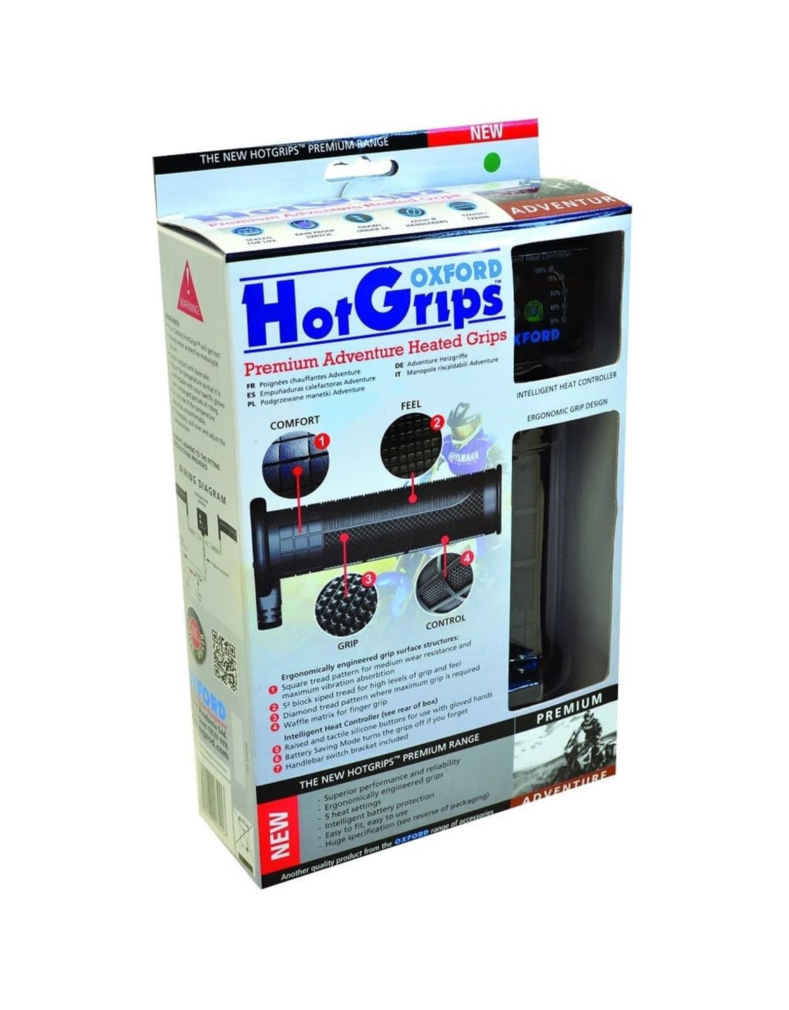 Oxford Hotgrips Premium model Adventure