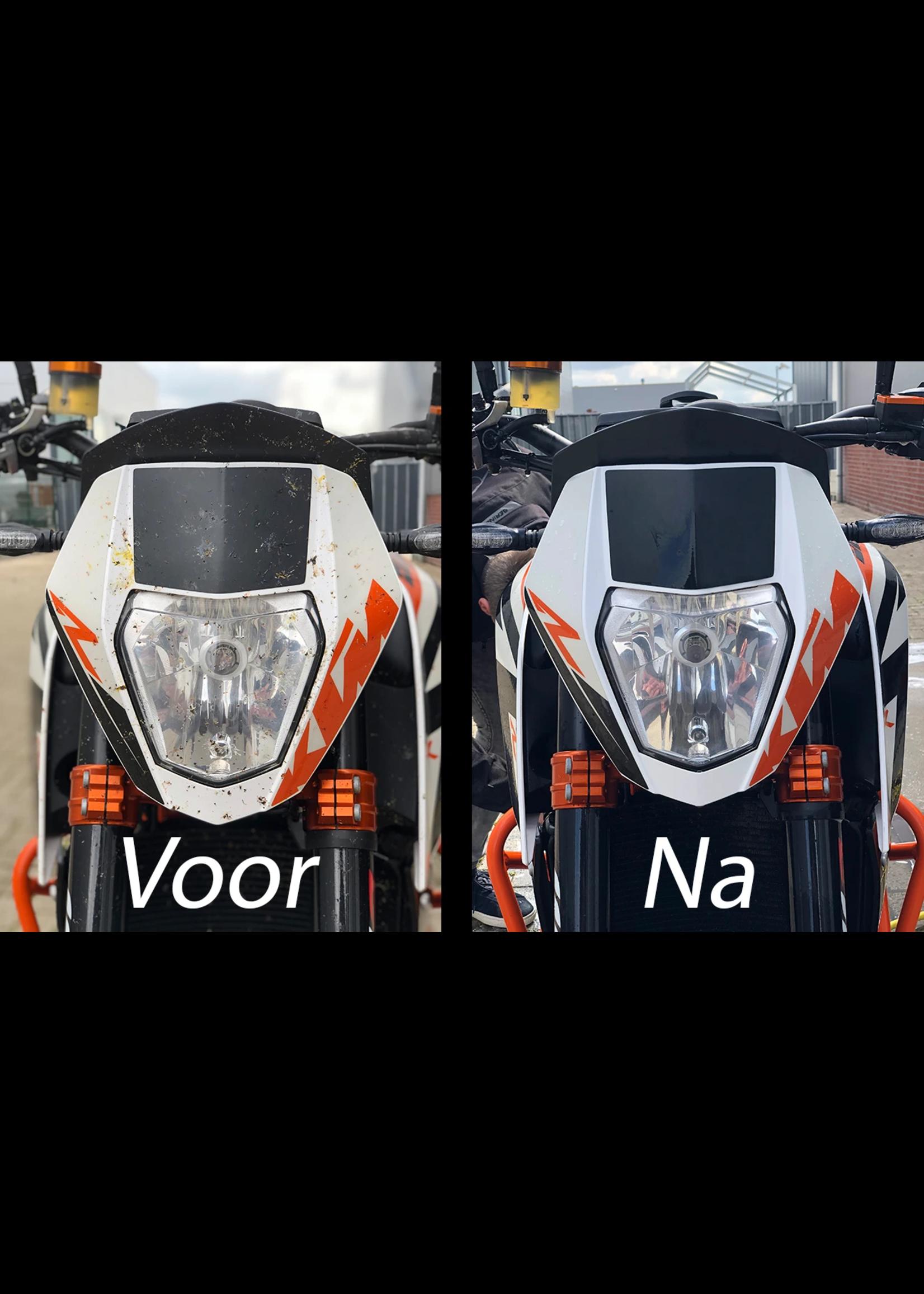 Handig Schoonmaken Motorfiets reiniger 1 liter