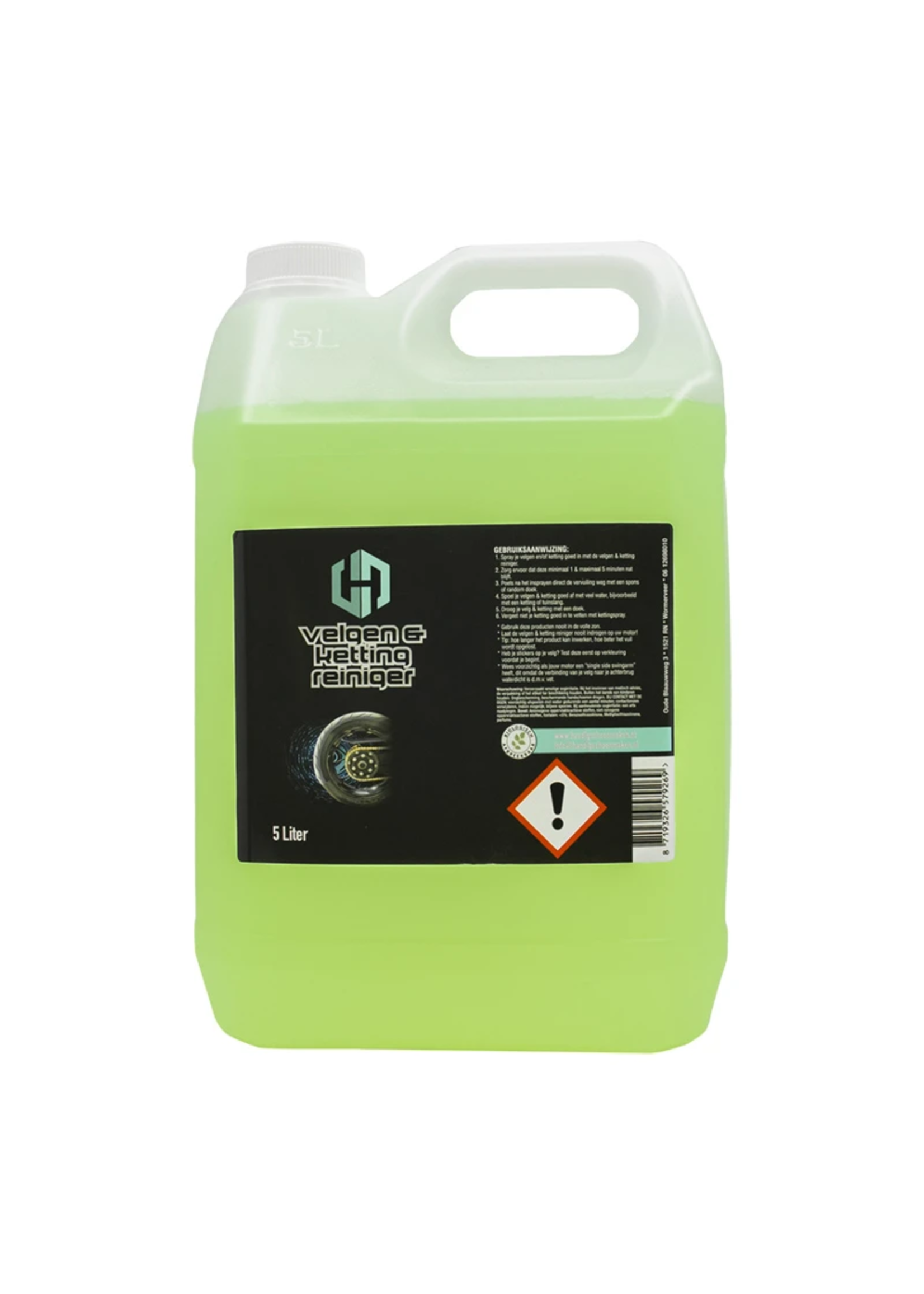 Handig Schoonmaken Velgen & Kettingreiniger 5 liter