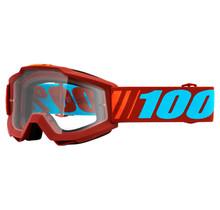 100% ACCURI Dauphine MX Bril Rood