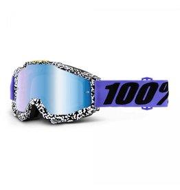 100% 100% ACCURI Brentwood MX Bril Blauw