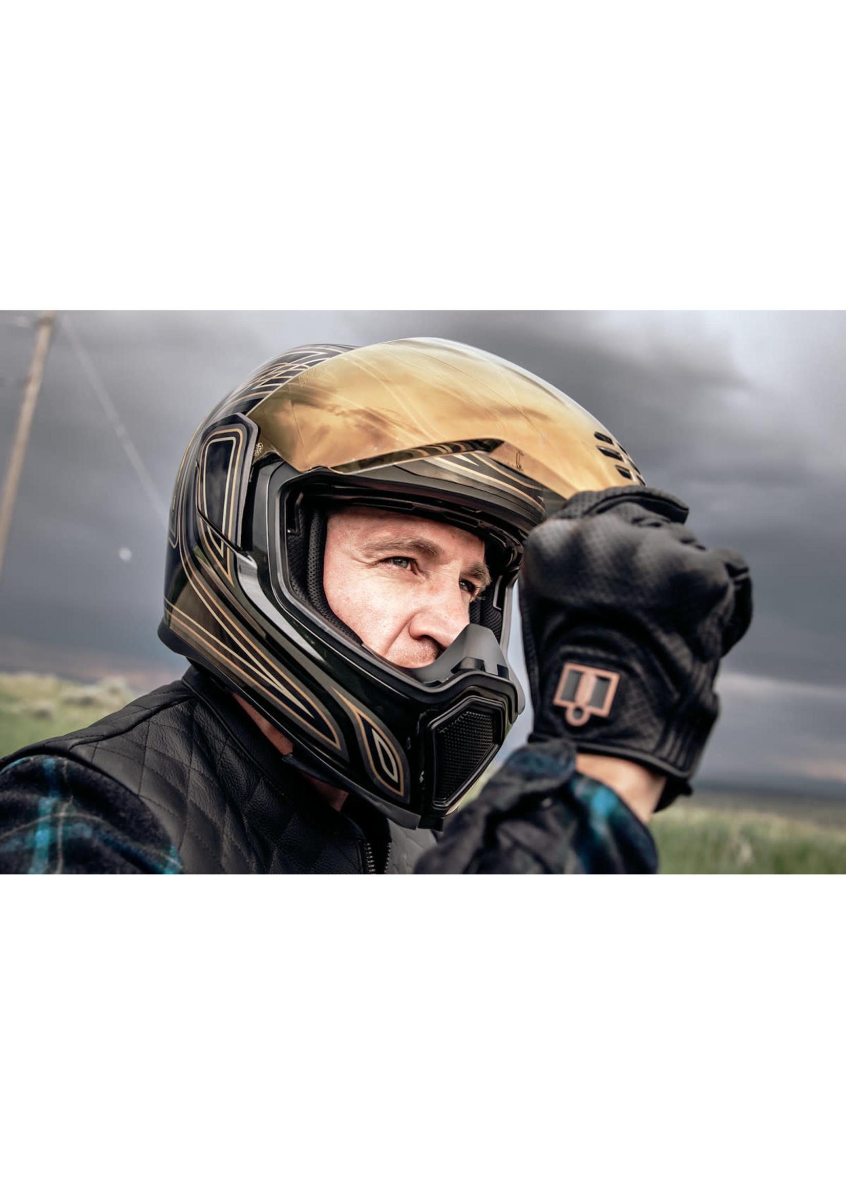 ICON ICON Airflite El Centro Helmet