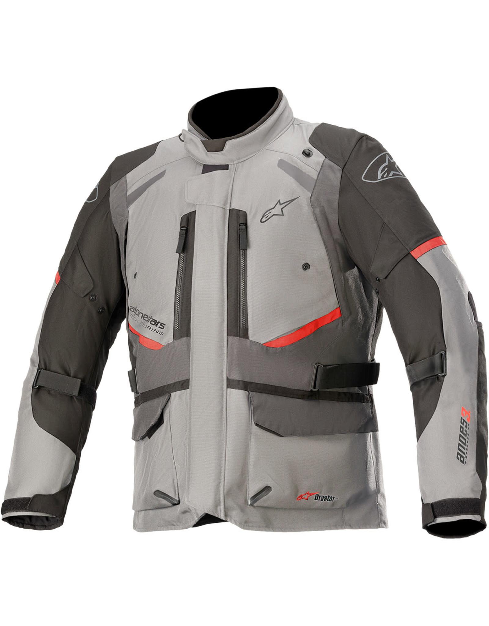 Alpinestars Alpinestars Andes Drystar v3 Jacket Grijs