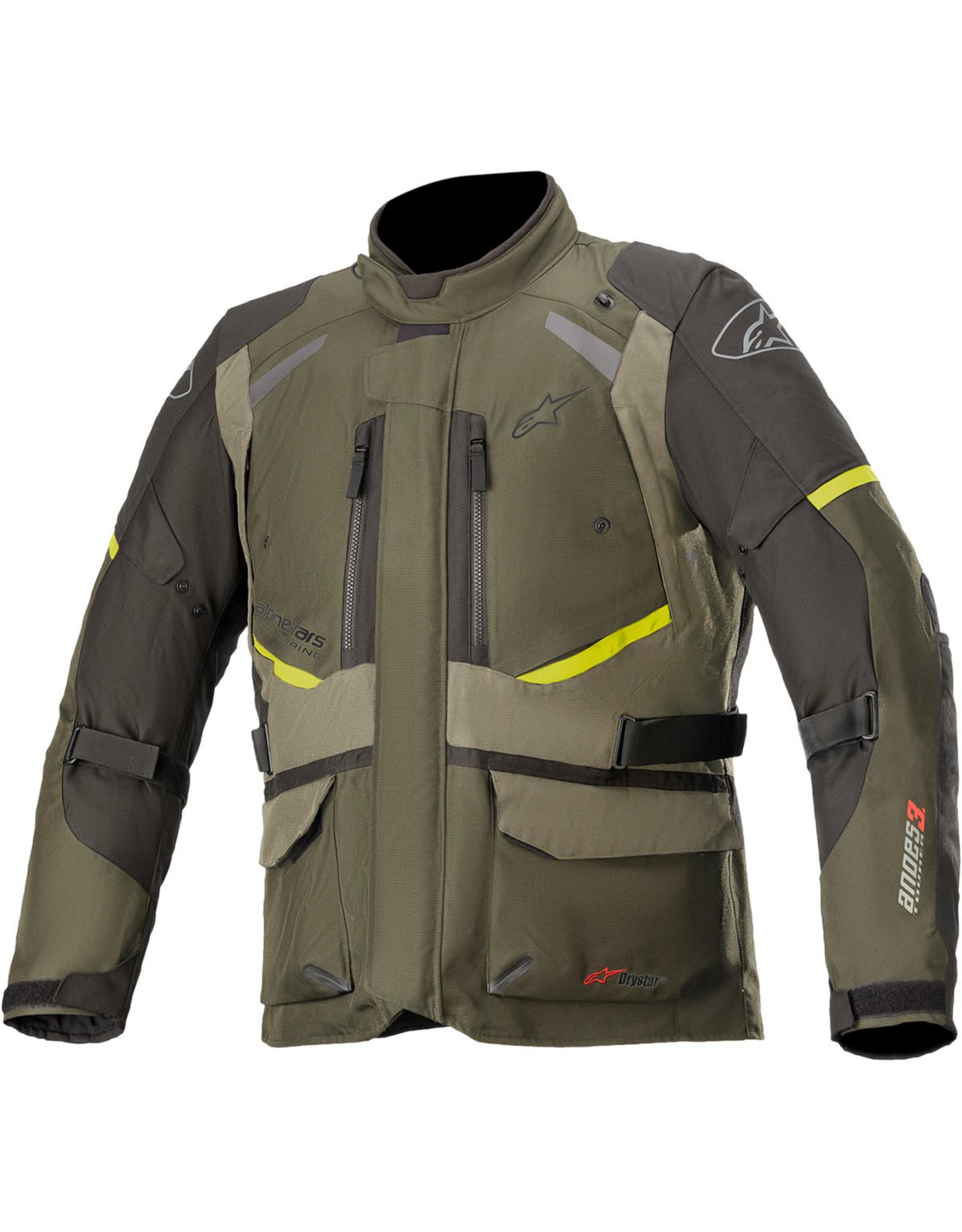 Alpinestars Alpinestars Andes Drystar v3 Jacket Groen