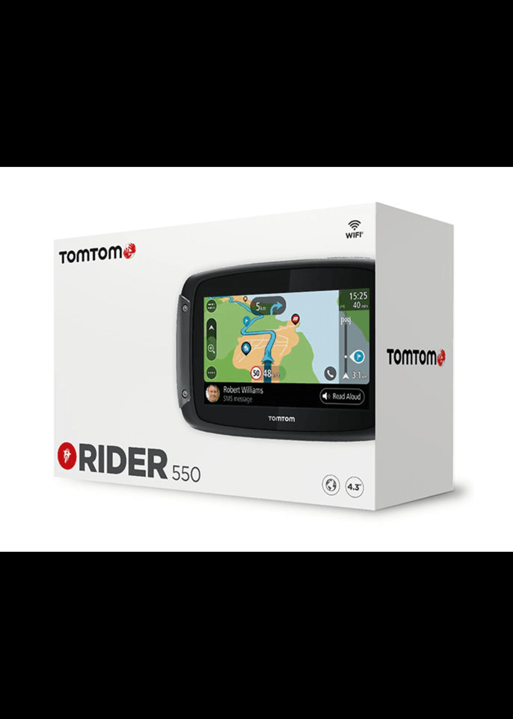 TomTom TomTom Rider 550 World Wide PREMIUM