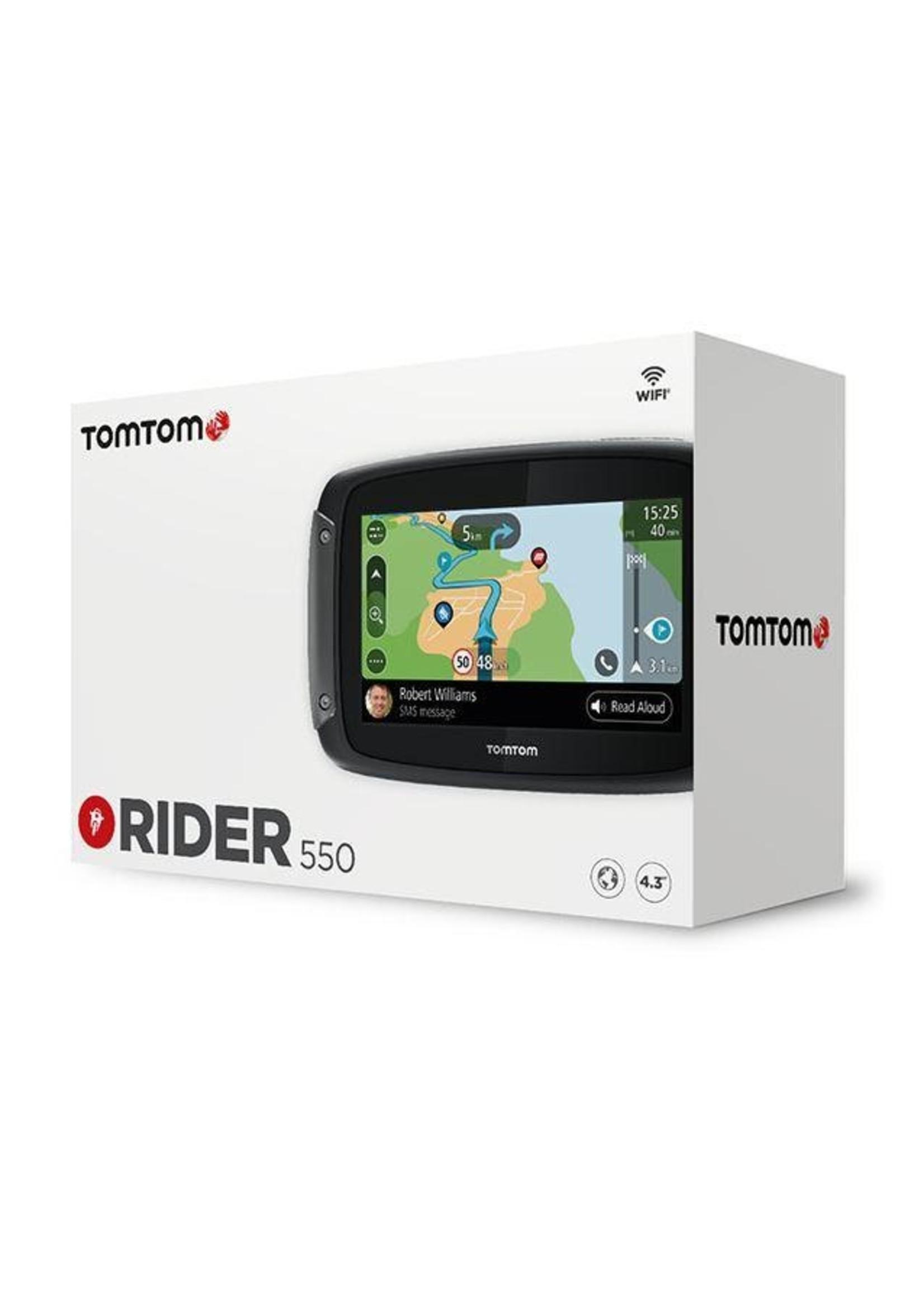 TomTom TomTom Rider 550 World Wide