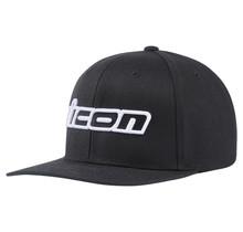 Icon Classic Hat Black