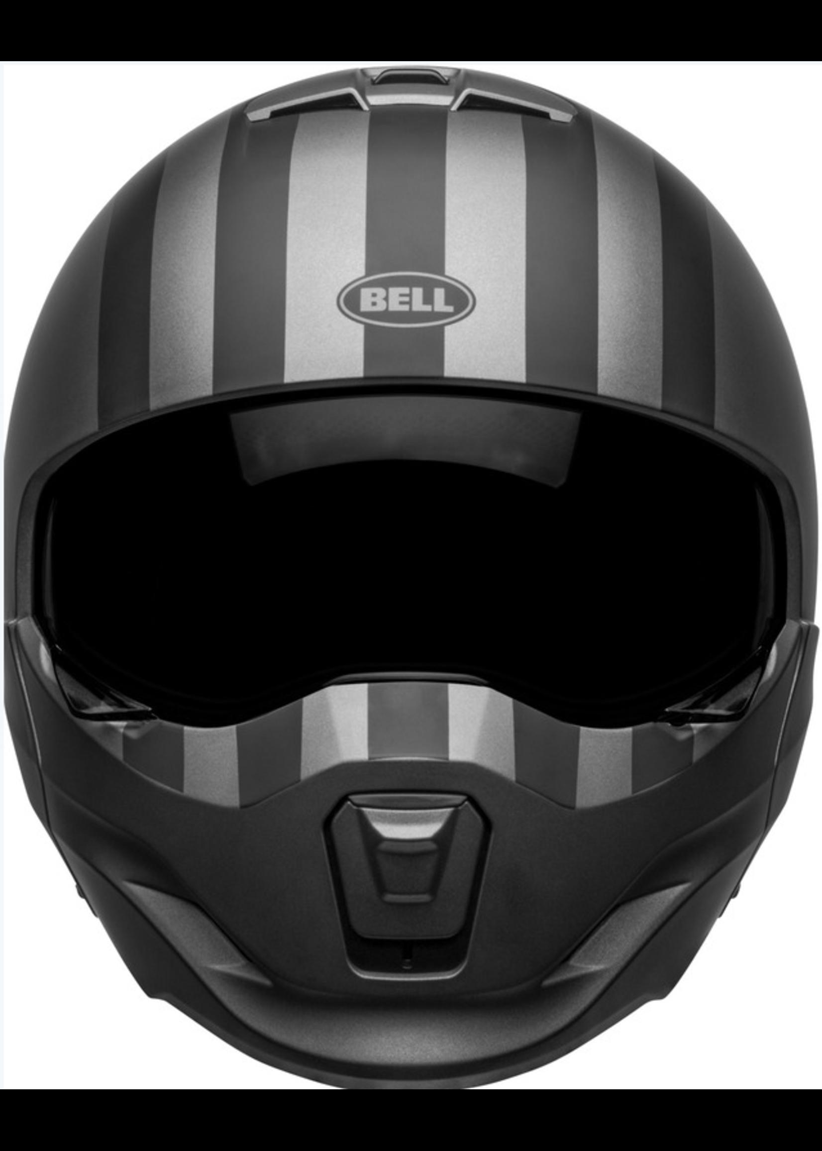 BELL BELL Broozer Free Ride matte grijs