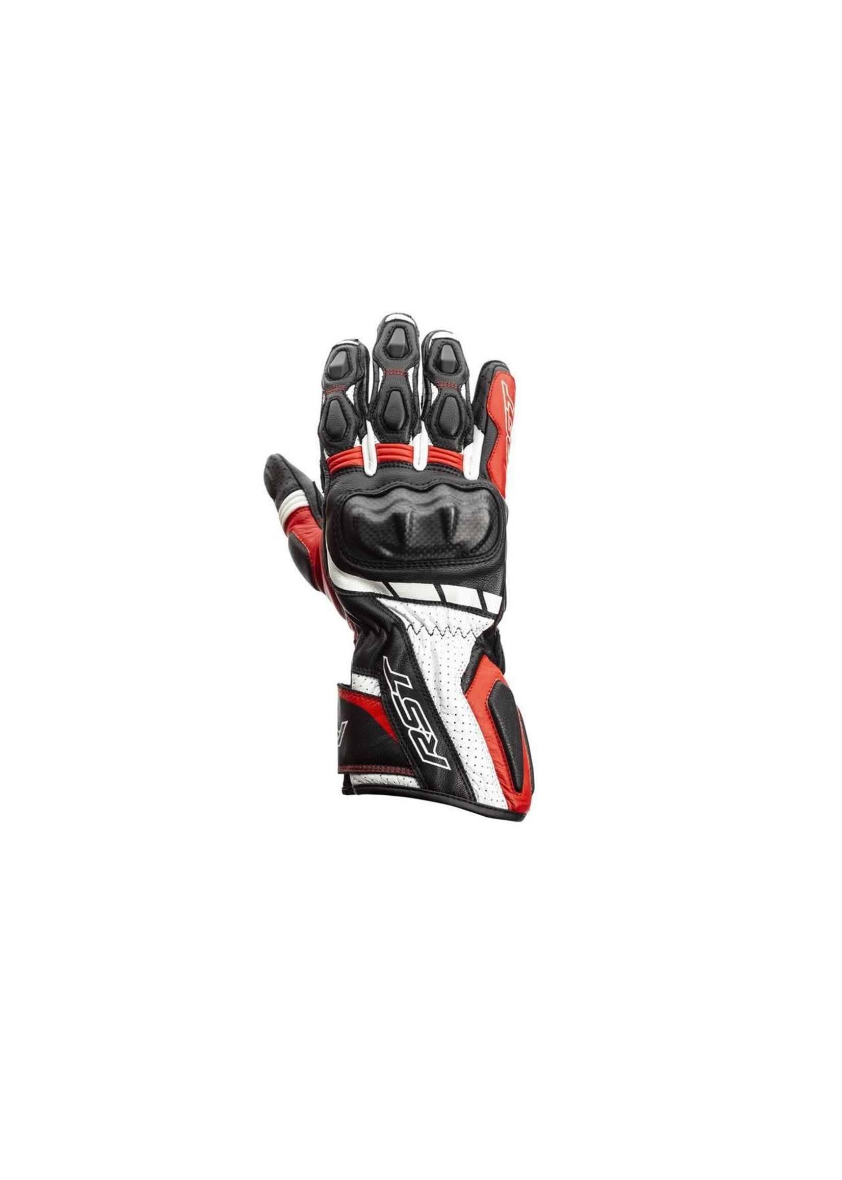 RST RST Axis CE Handschoenen leer rood