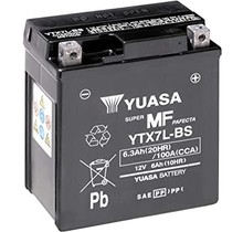 YUASA YTX7L (WC)