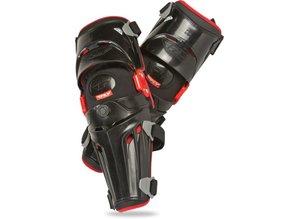 Fly Pivot 5 knee guard Black