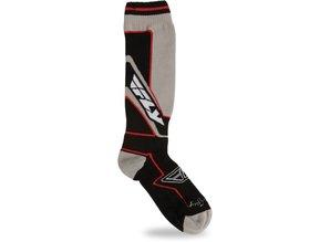 Fly Moto Socks Thick Black