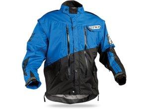 Fly Patrol Enduro Jackets Blue/Black