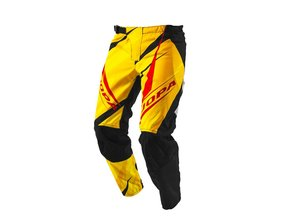 Jopa MX-Pants 2016 Streamer Yellow/Red