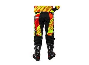 Jopa MX-Pants 2016 Burner Warm Red/Neon