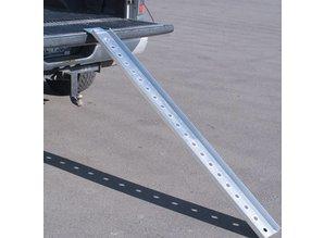 Fly Oprijplank aluminium